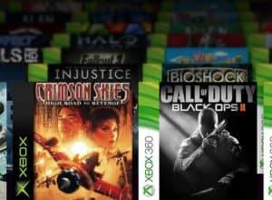 Xbox One Backwards Compatibility Enhanced with Original Xbox Games