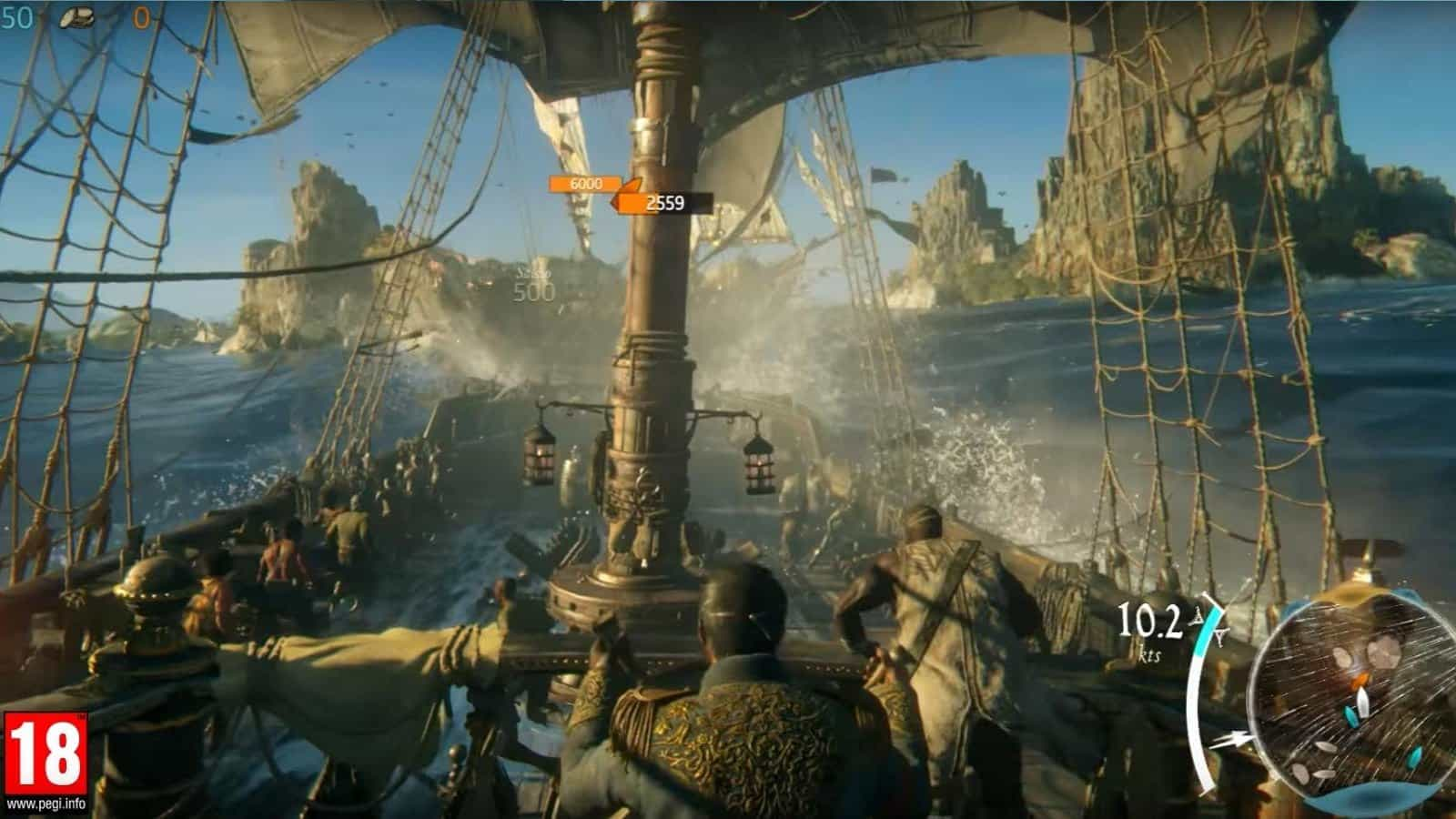 Skull And Bones Video Game 2018 Ubisoft: The Pirate's Life Certainly Looks Gorgeous In Ubisoft's