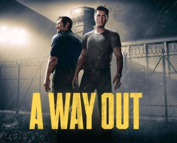 A Way Out Promises Innovative Co-Op Gameplay