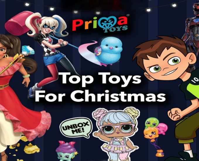 PrimaToys Showcase 2017 reveals the best new toys for the Holidays