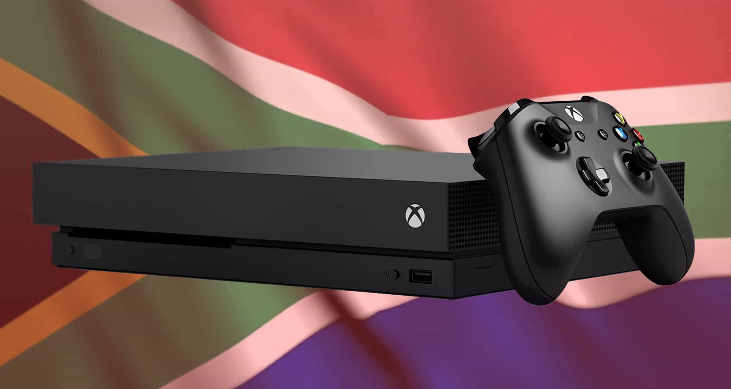 GamingTechnology Xbox One X South Africa Arrives in December with R7499 Pre Order Price By Hans Haupt- 6 October 2017 0