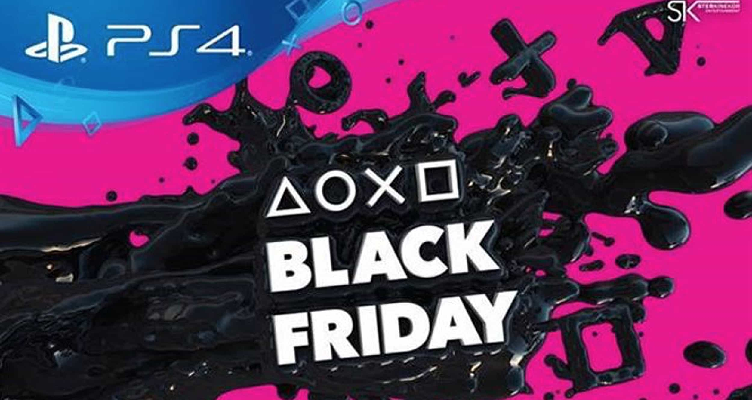 south african playstation black friday 2017 deals revealed. Black Bedroom Furniture Sets. Home Design Ideas