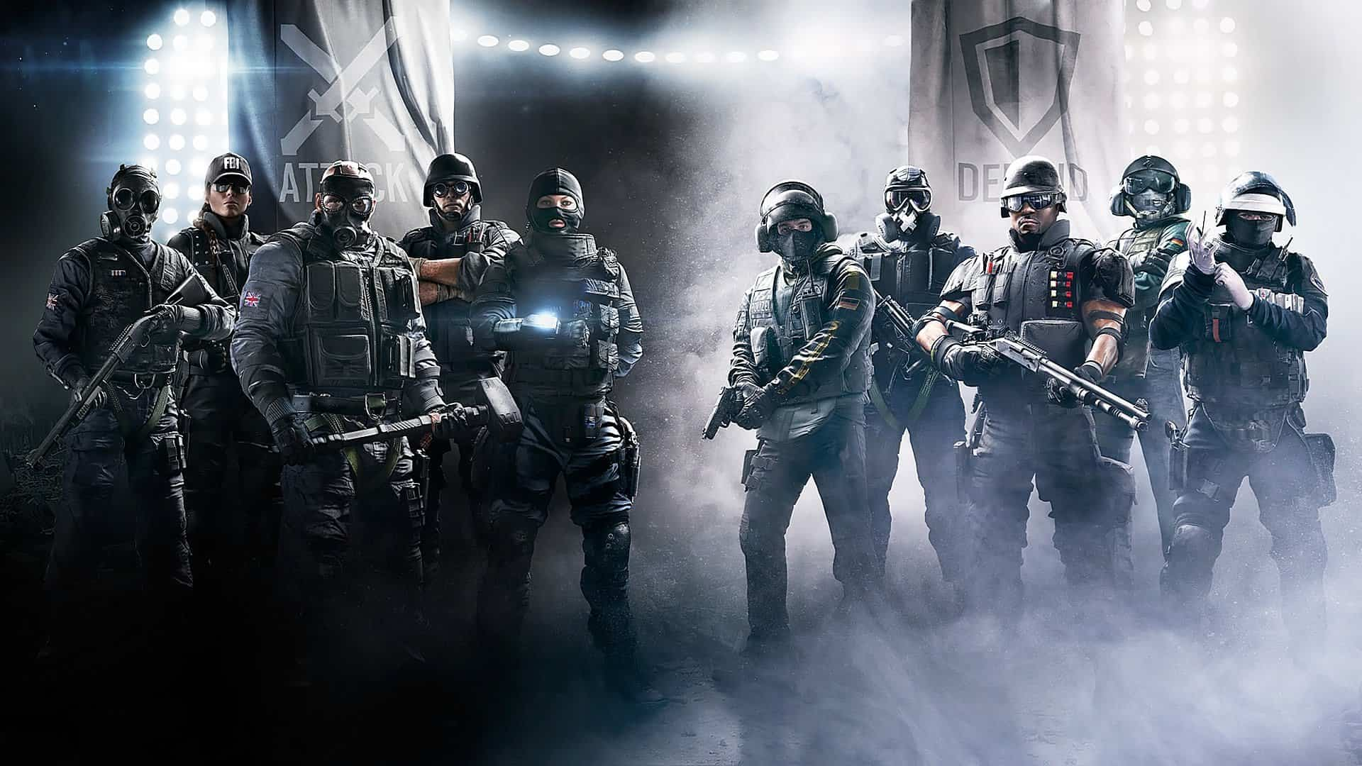 Ubisoft Teases New Zombie Co-op Mode For Rainbow Six Siege Year Three