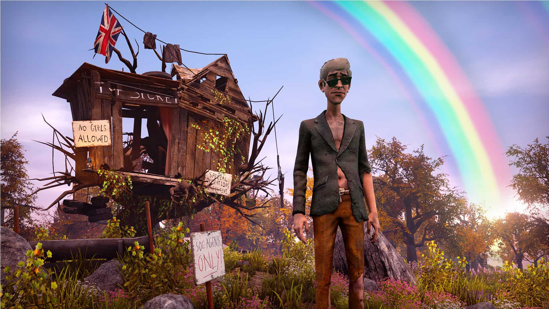 New playable character teased for We Happy Few