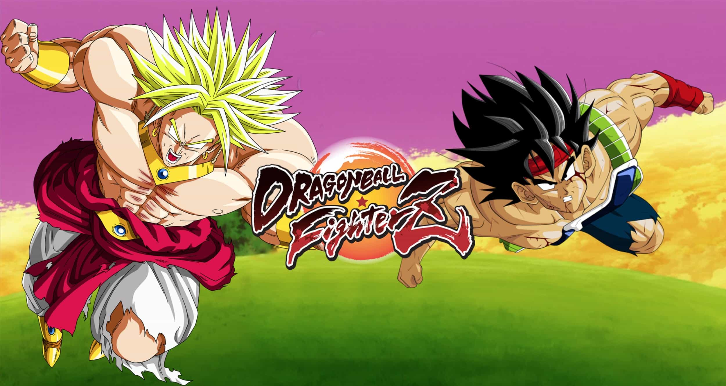 Dragon Ball FighterZ Broly and Bardock DLC Revealed