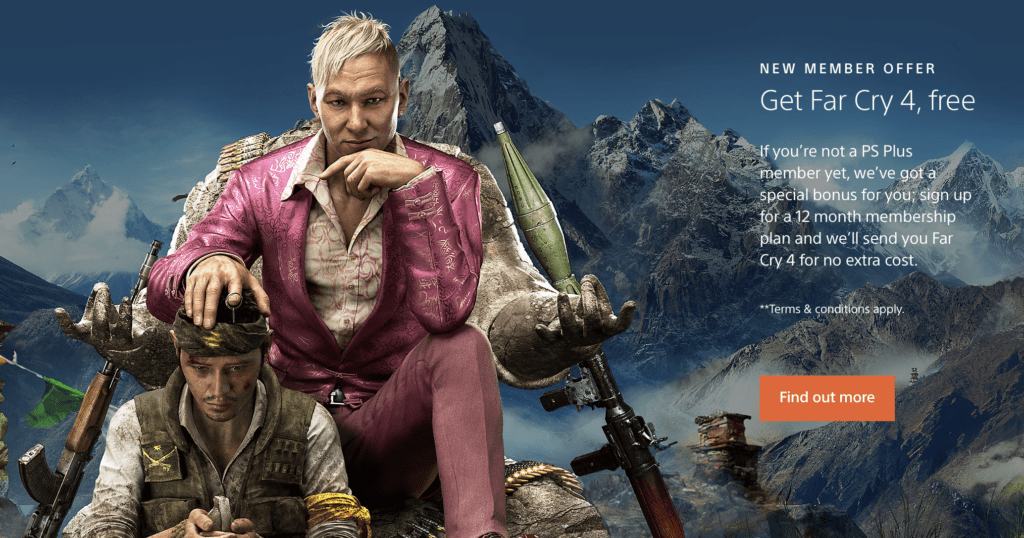 Far Cry 4 New Game Plus
