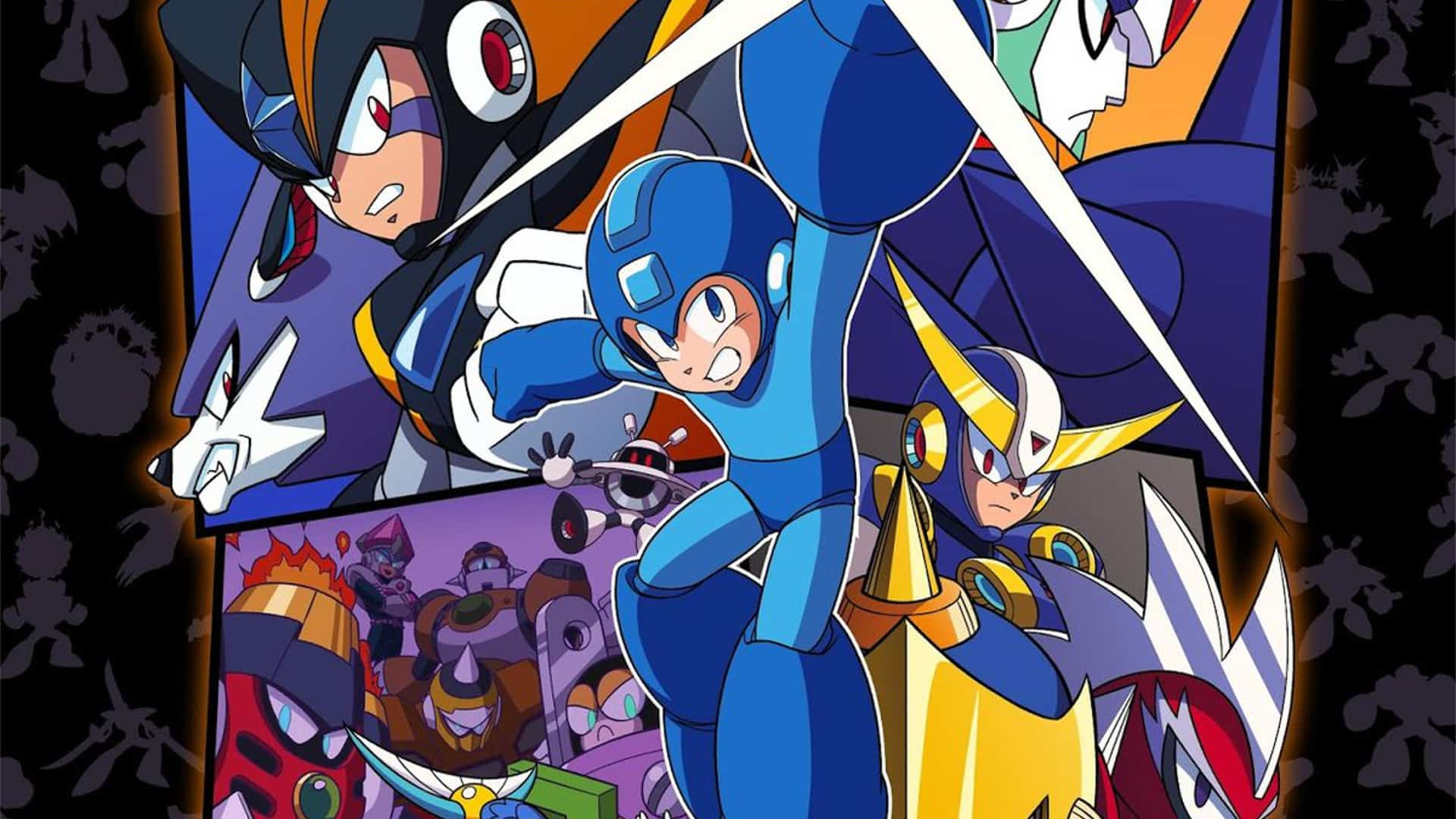 Mega Man Legacy Collections 1 & 2 are coming to Switch in May