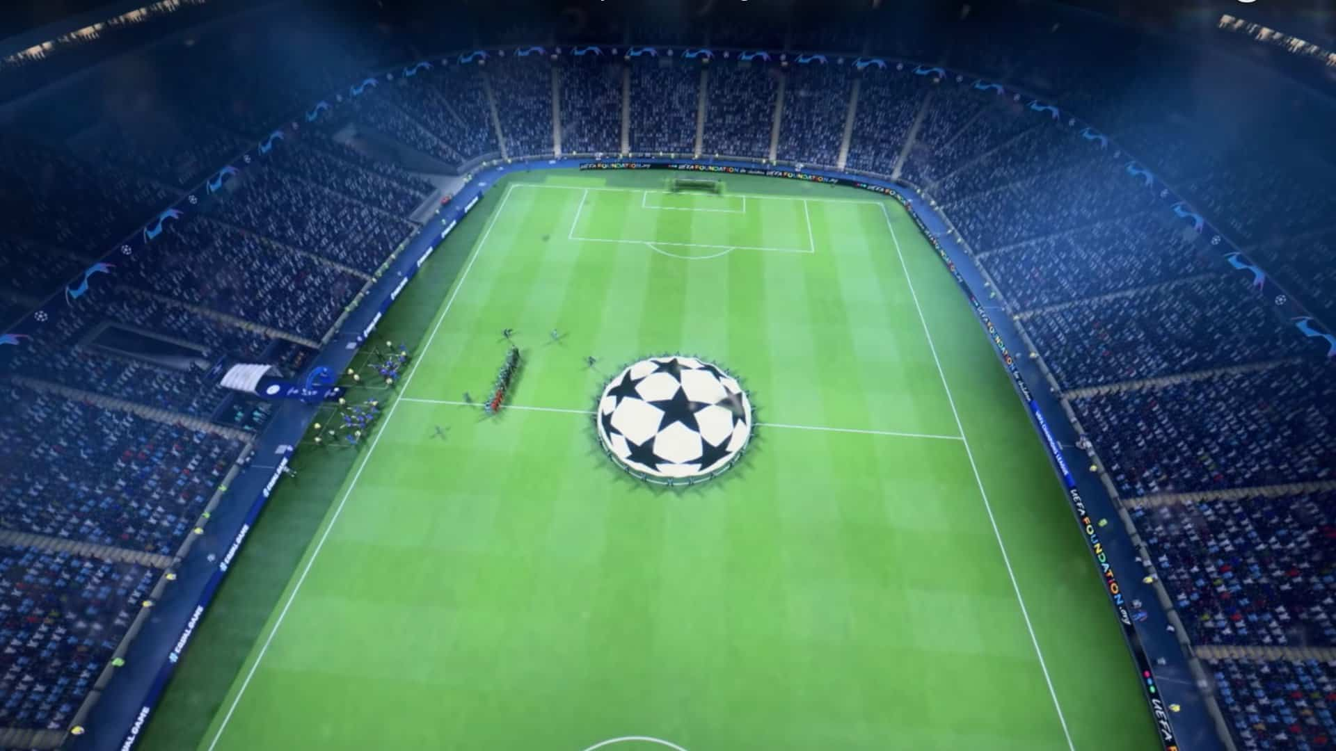Champions League 2018 19 Pinterest: UEFA Champions League Will Be Included In FIFA 19