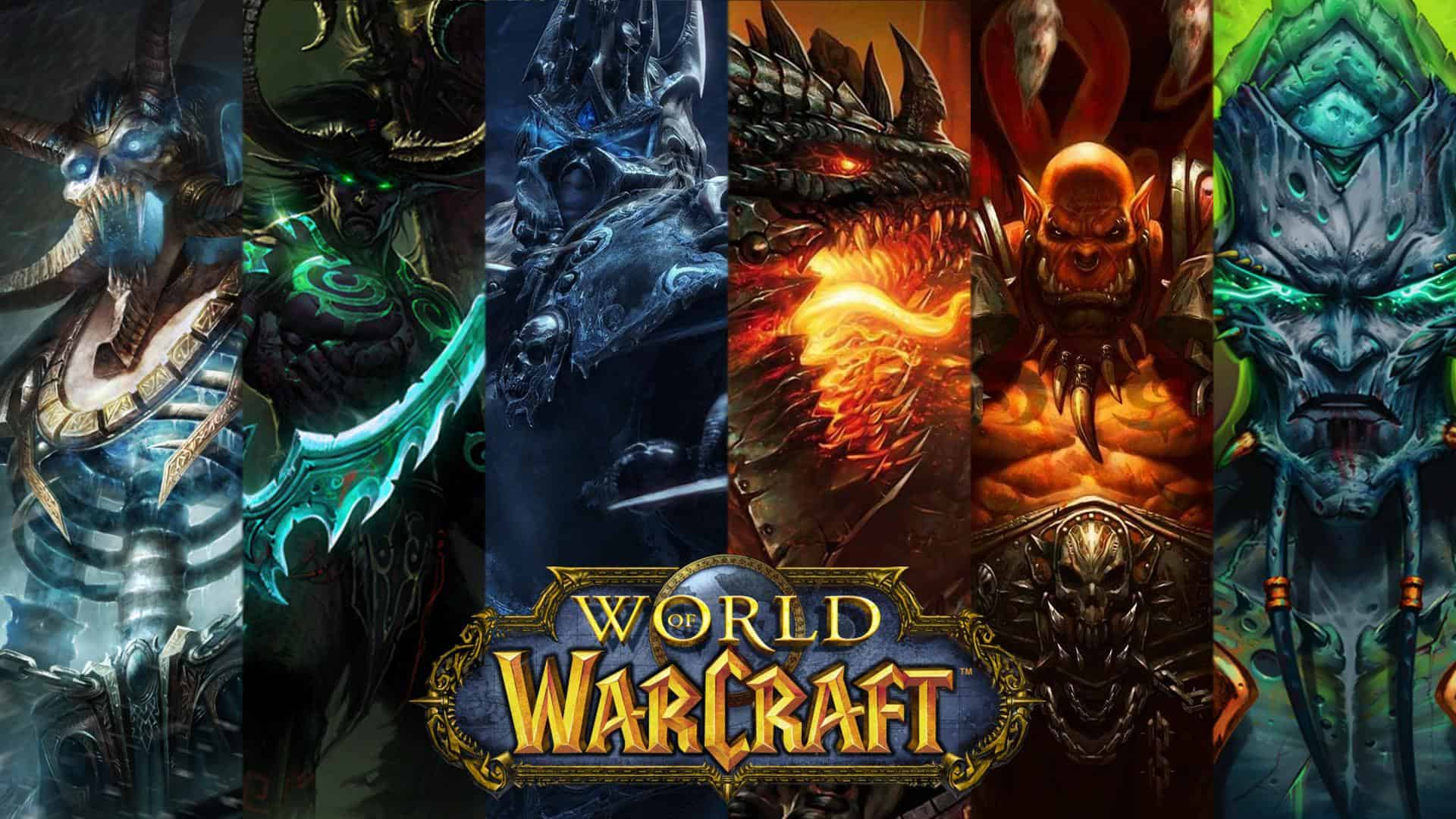 world of warcraft subscription now gives access to all previous