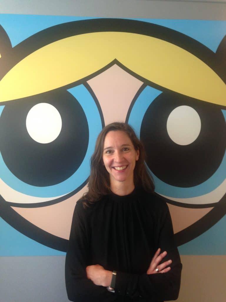 Image of Ariane Suveg, courtesy Cartoon Network Africa.