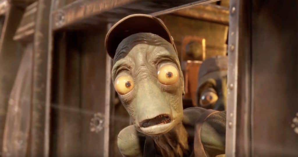 Vamers - Gaming - Oddworld Soulstorm GDC demo is gorgeous and tantalising
