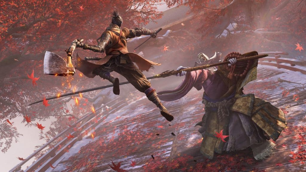 Movies like Sekiro: Shadows Die Twice - scratching that Ninja itch
