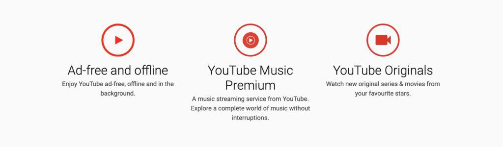 YouTube Premium South Africa now available.