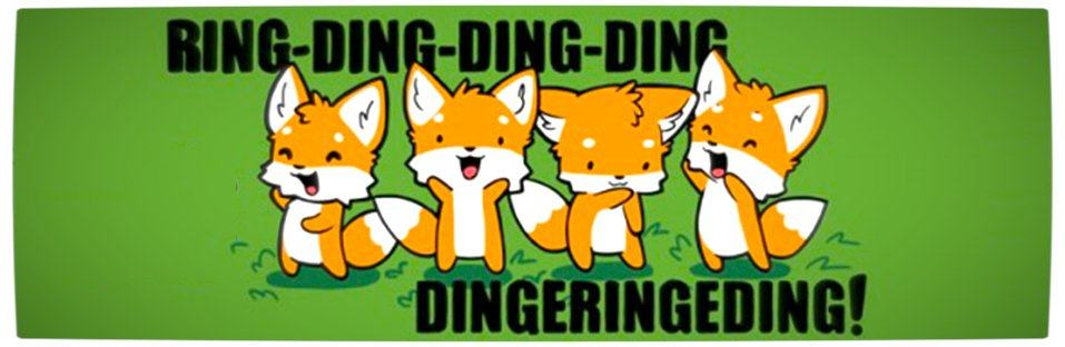 What Does The Fox Say Ring Ding Ding Ding