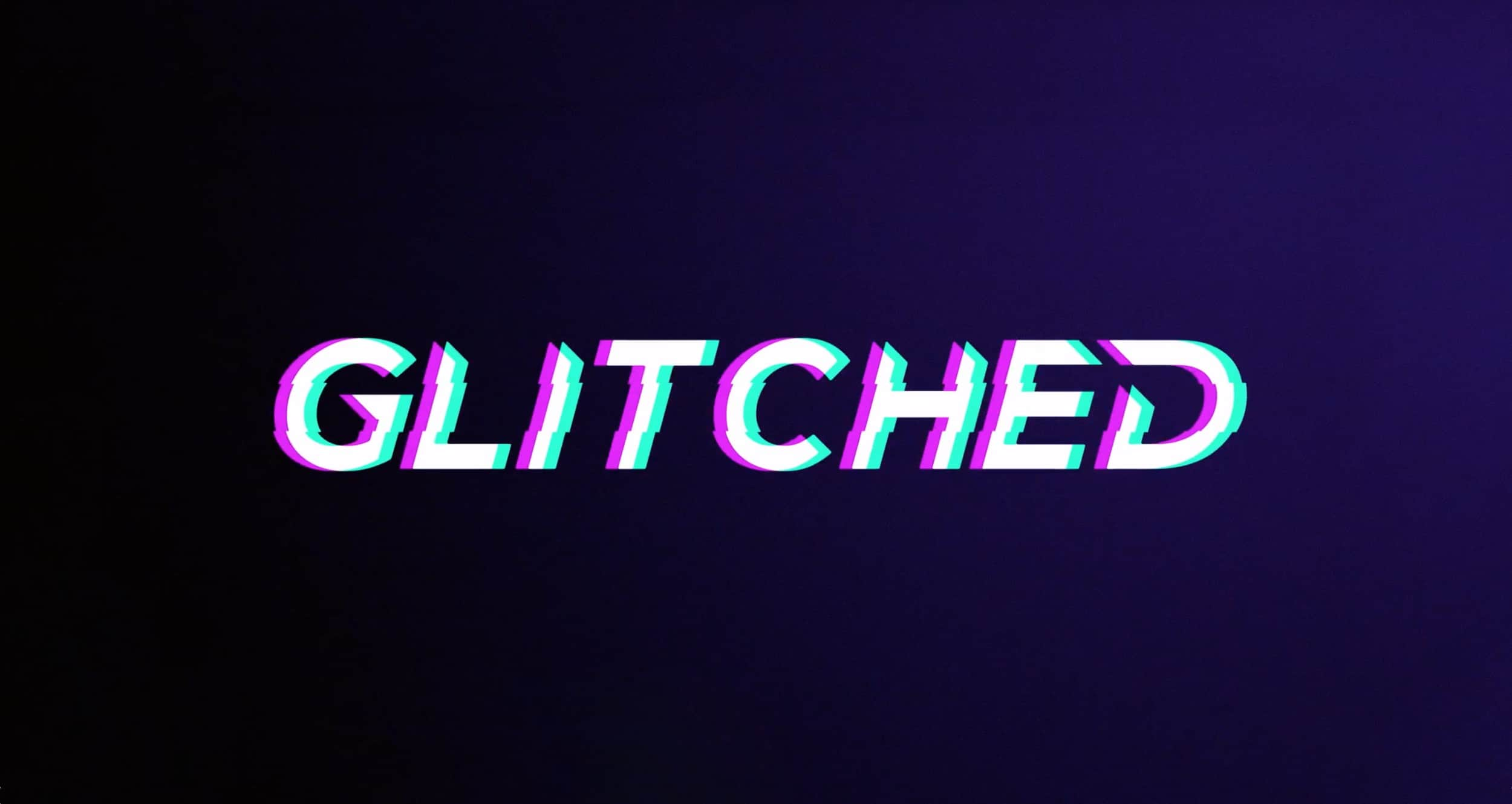 GLITCHED is South Africa's newest show about Video Games