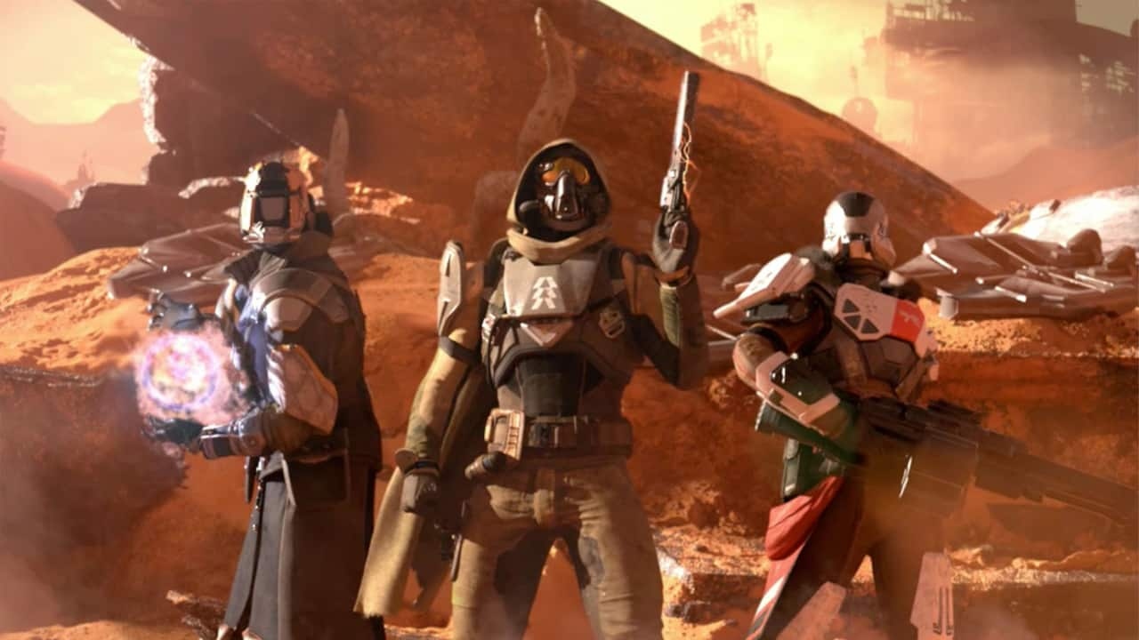 Become a Guardian in Real Life with these Destiny 2 3D Prints