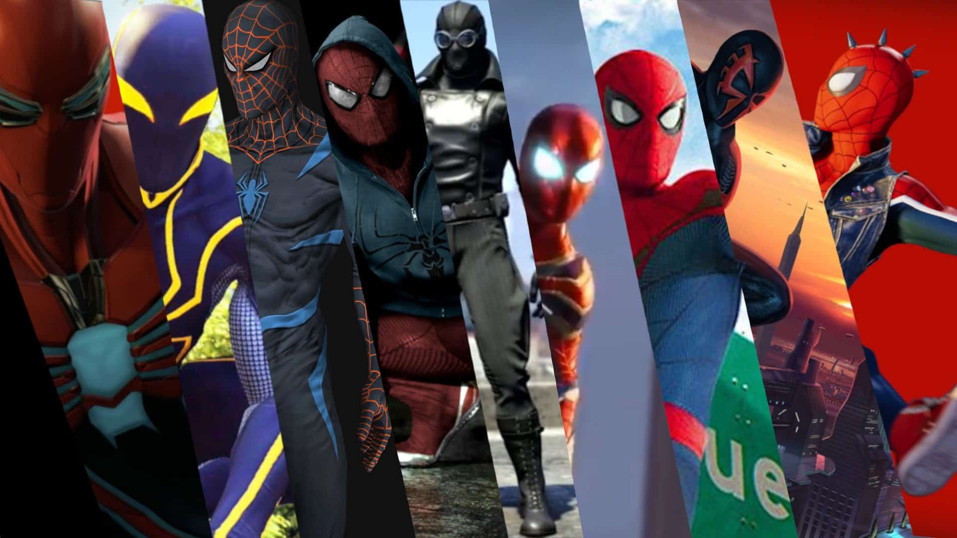 every confirmed spidey suit for marvel's spider-man (ps4)