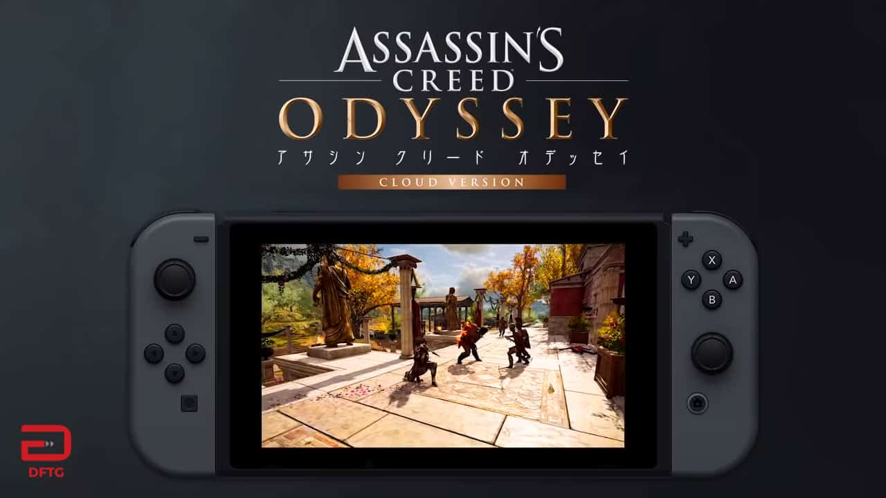 Assassin's Creed: Odyssey is coming to Nintendo Switch