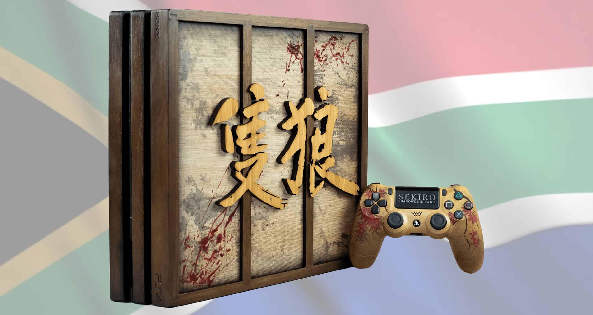 sekiro special edition xbox one console